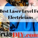 best laser level for electricians ninjaDIY.com