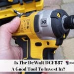 is the dewalt dcf887 impact driver a good tool to buy?