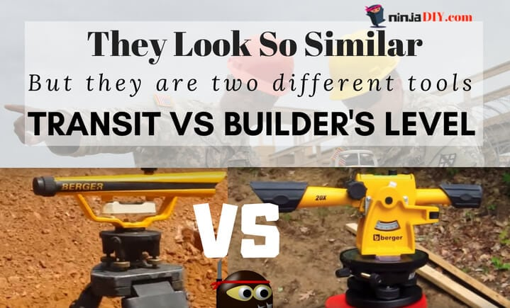transit level vs builders level , whats is the difference between these 2?