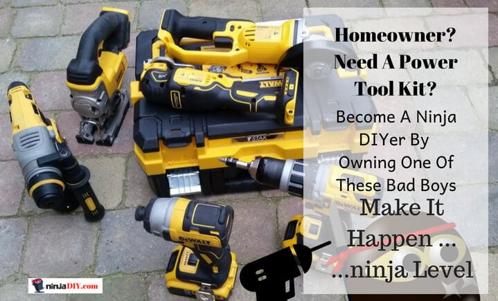 Best Power Tool Kit For Homeowners In 2019 ☛ What Tools Should Have?