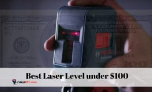 bosch gll 2 the best laser level for less than one hundred dollars