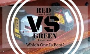 green vs red laser level which ones is best