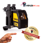 a picture with a laser level it's the ninja diy editor's choice for the construction professionals