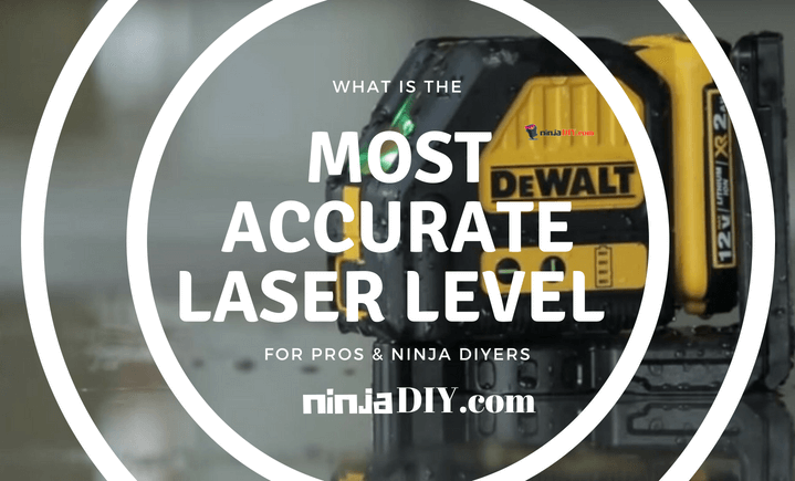 what is the most accurate laser level on the market?
