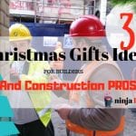 35 best Christmas gift ideas for construction workers and professional builders