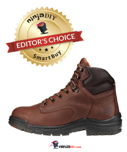 the most comfortable safety boot for contractors
