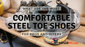 the most comfortable steel toe shoes in the world