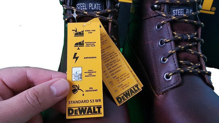 dewalt titanium features