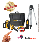 ninjaDIY editor best choice laser level