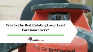 main picture of the best rotary laser level for home use article