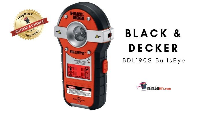 black and decker BDL190S BullsEye review
