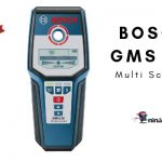 an image of the bosch gms 120 stud finder of the review article