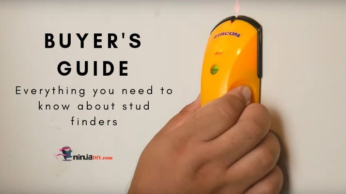an image of a stud finder representing the stud finder buyer's guide section of the main article