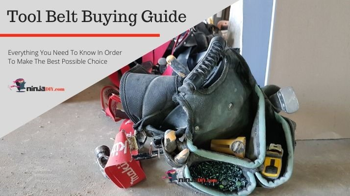 an image about a buyer guide for tool belts
