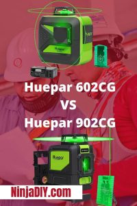what's the difference between huepar 602cg and hueapr 902cg