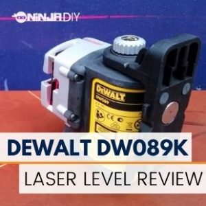 dw089K, a laser level model from dewalt that is being reviewed in this article by the owner of the laser level