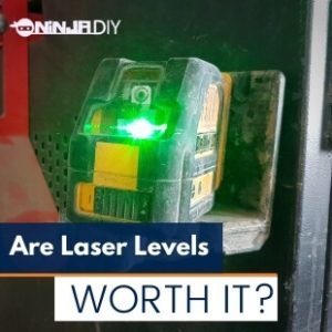 are laser levels a good investment for diyers?