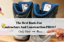 5 Of The Best Work Boots For Contractors In 2019: ★ AWESOME Review ★