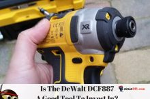 DeWalt DCF887 Brushless Impact Driver Review | The PROS Love It