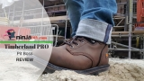 Timberland PRO Pit Boss Review 2020 | Here's My Experience with these boots after using them on my job