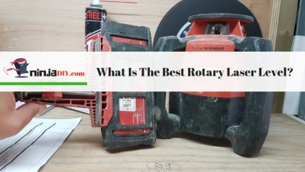 7 Best Rotary Laser Levels In 2020 For All Your Construction Tasks Or NinjaDIY Projects