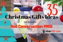 Best Gifts For Construction Workers: 35 Christmas Gifts Ideas For Builders
