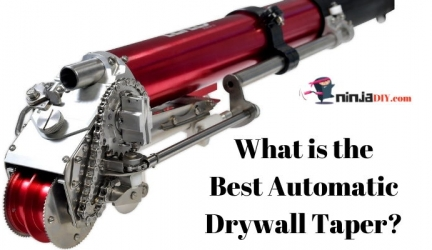 Top 6 Best Automatic Drywall Tapers Bazookas in 2019 (Reviews & Buyer Guide)