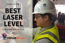 Best Laser Level { Buyer's Complete Guide 2019 } For DIYers & PROs