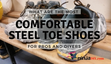 TOP 7 MOST COMFORTABLE steel toe shoes in the world for PROS and DIYers in 2019 and beyond