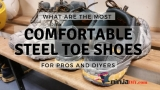 TOP 7 MOST COMFORTABLE steel toe shoes in the world for PROS and DIYers in 2020