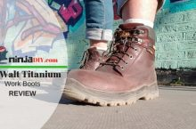 Dewalt Titanium Boots Review 2019 | ATTENTION: Don't Buy These Safety Boots Before You Read This