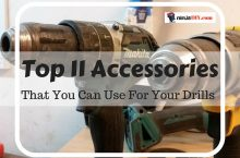 Drill, Driver And Screwdriver Accessories | TOP 11 Must Have For Any Pro Or DIYer