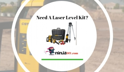 What's The Best Rotary Laser Level Kit For Construction PROs and DIYers?