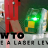 How to choose a laser level?