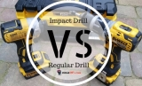Impact Drill VS Regular Drill | Can I Use An Impact Driver As A Drill?