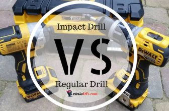 Impact Drill VS Regular Drill | What is the difference between a hammer drill and an impact drill?