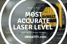 What Is The Most Accurate Laser Level In 2018 ? { For Pros And DIYers }