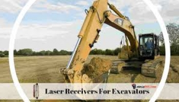 Laser Level Receiver for Excavator and Mini Excavator    You're Gonna Dig This